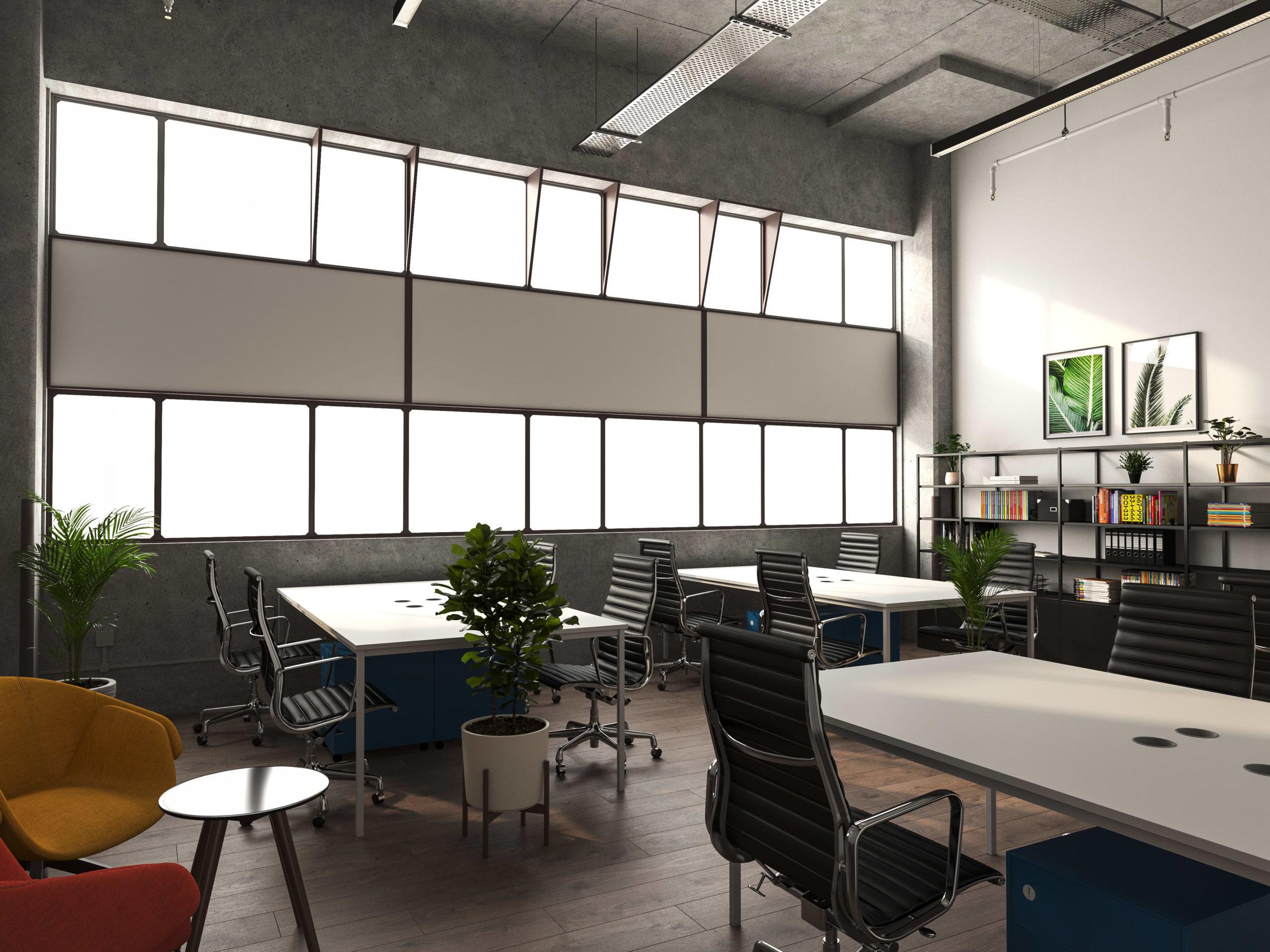 Tottenham The Archives Studio Office Render