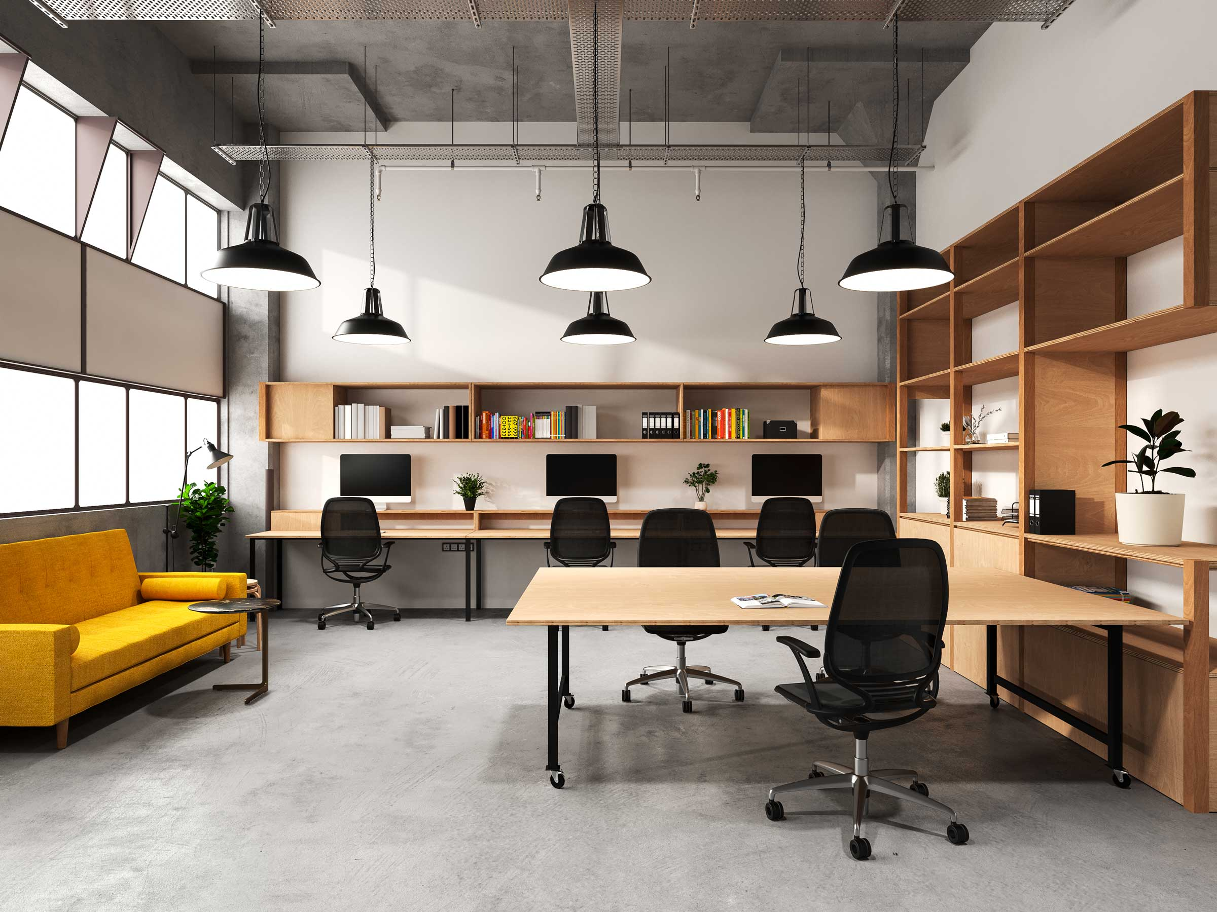 Purpose - The Archives - Traditional Office