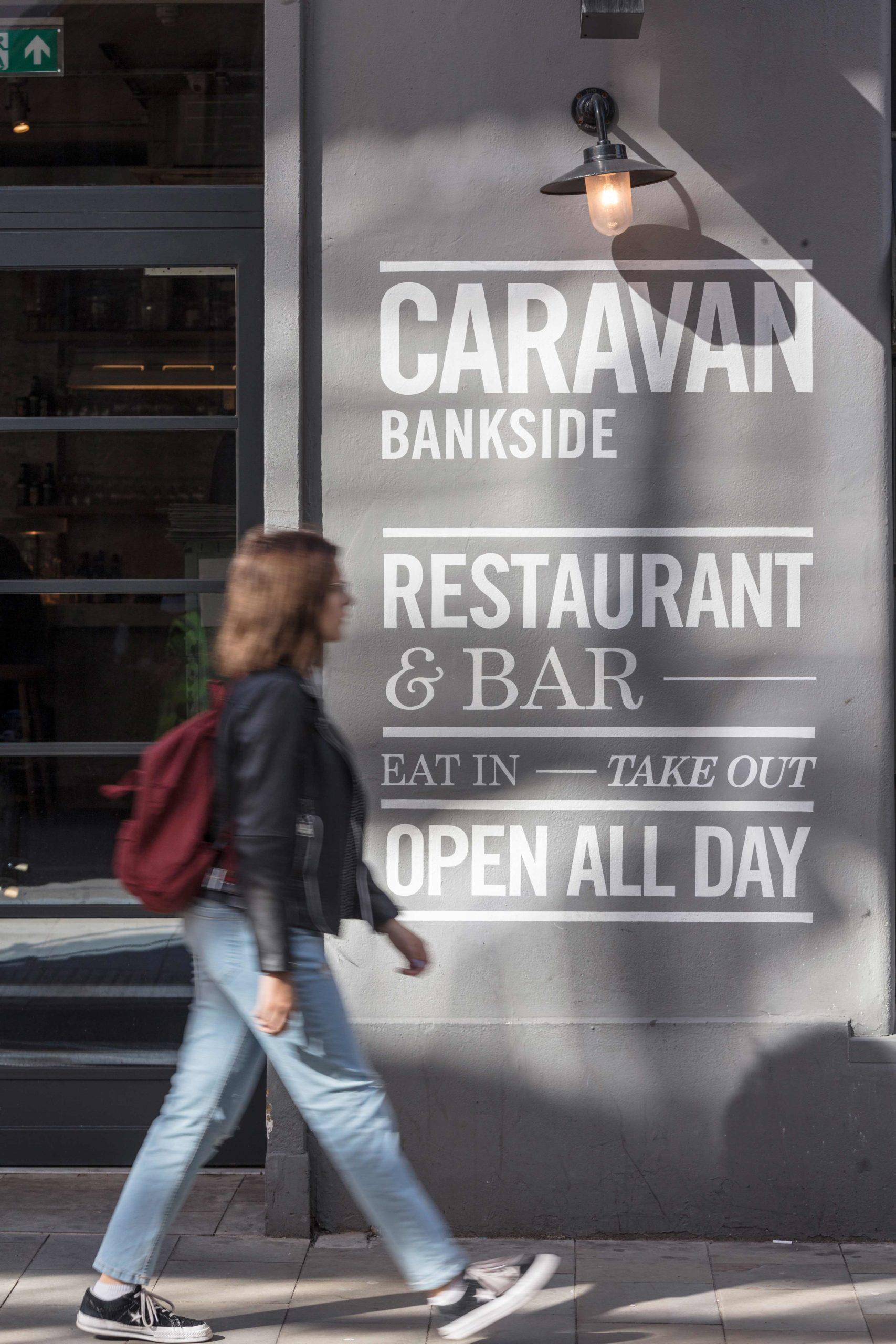 Caravan Bankside New Zealand Restaurant