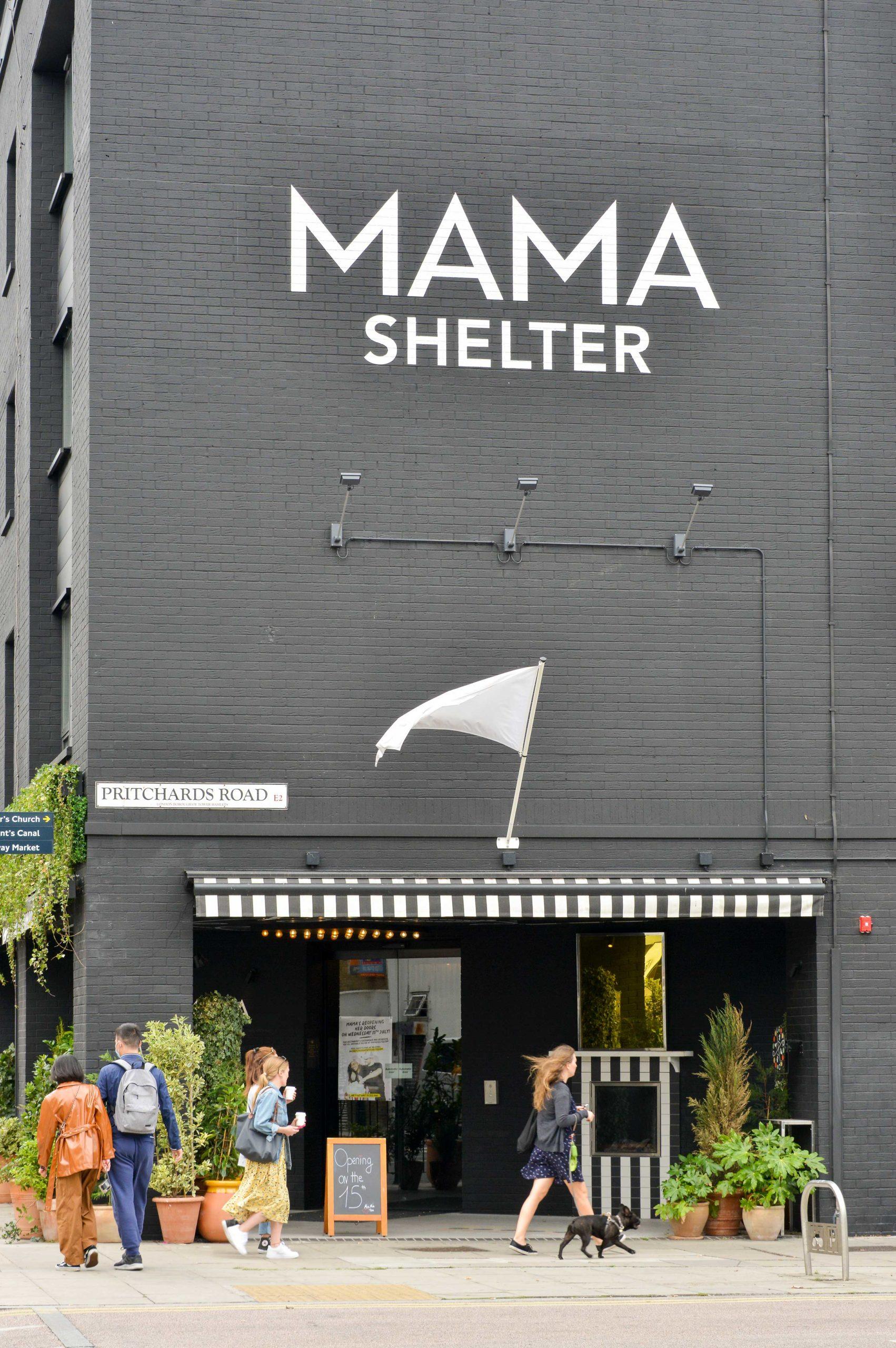 Mama Shelter Bethnal Green