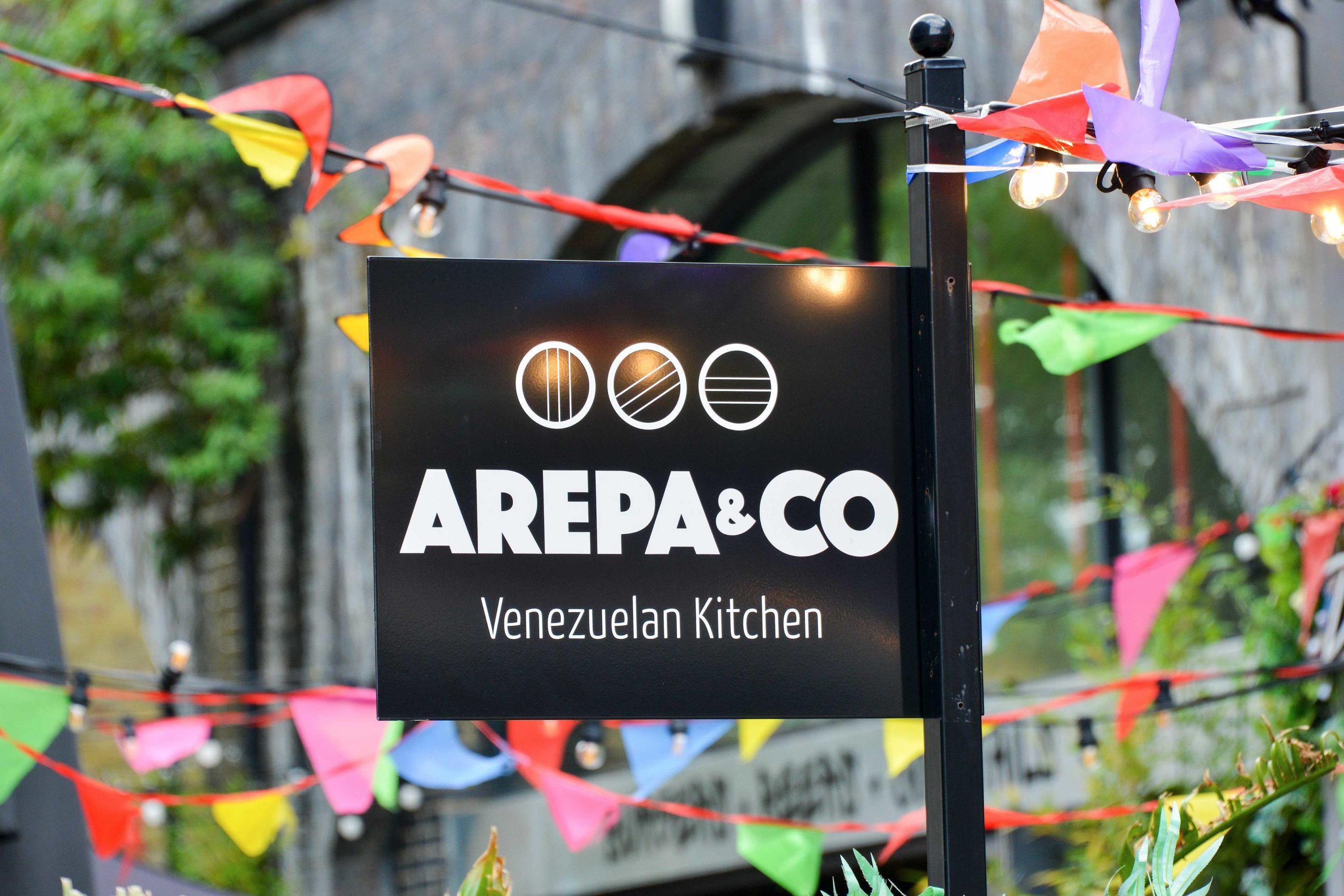 Arepa & Co Venezuelan Kitchen Bethnal Green