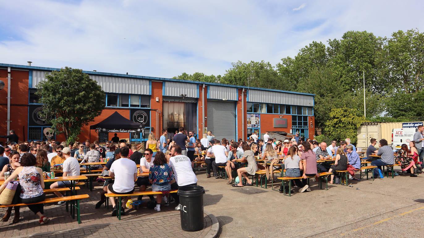 Beavertown Brewery Tottenham