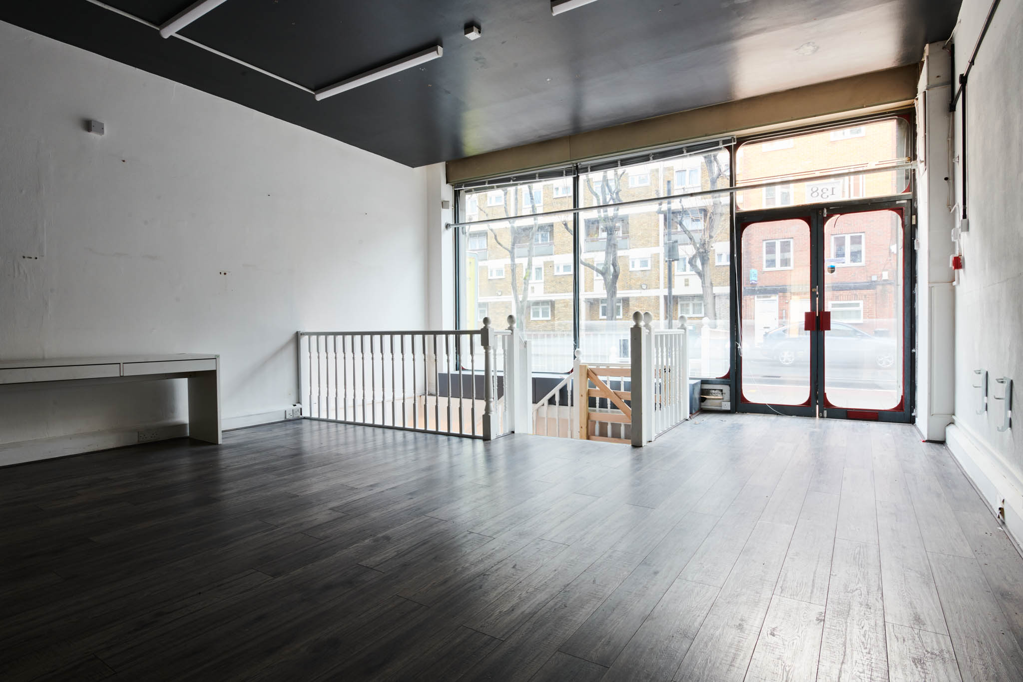 Bethnal Green - Pelican House - Retail 3