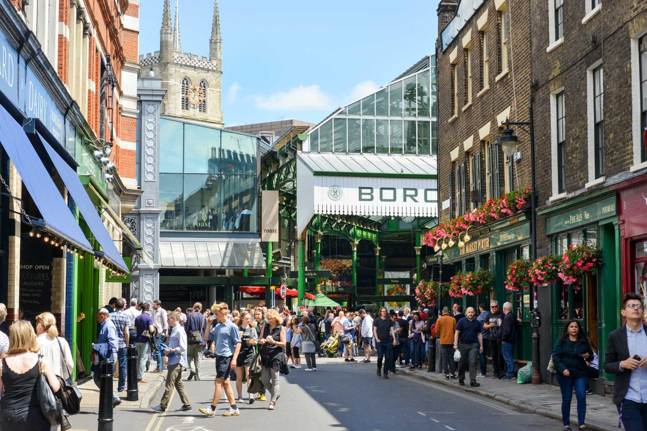 Borough Market - Borough High Street