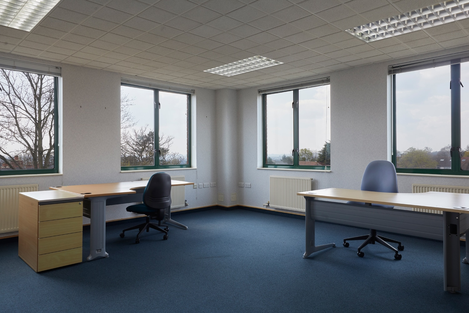 Purpose - Mill Hill - Plug and Play Production Offices - London