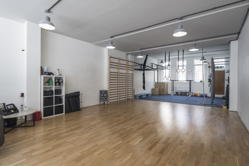 Purpose - Pelican House - Retail 2 - Fitness Facility