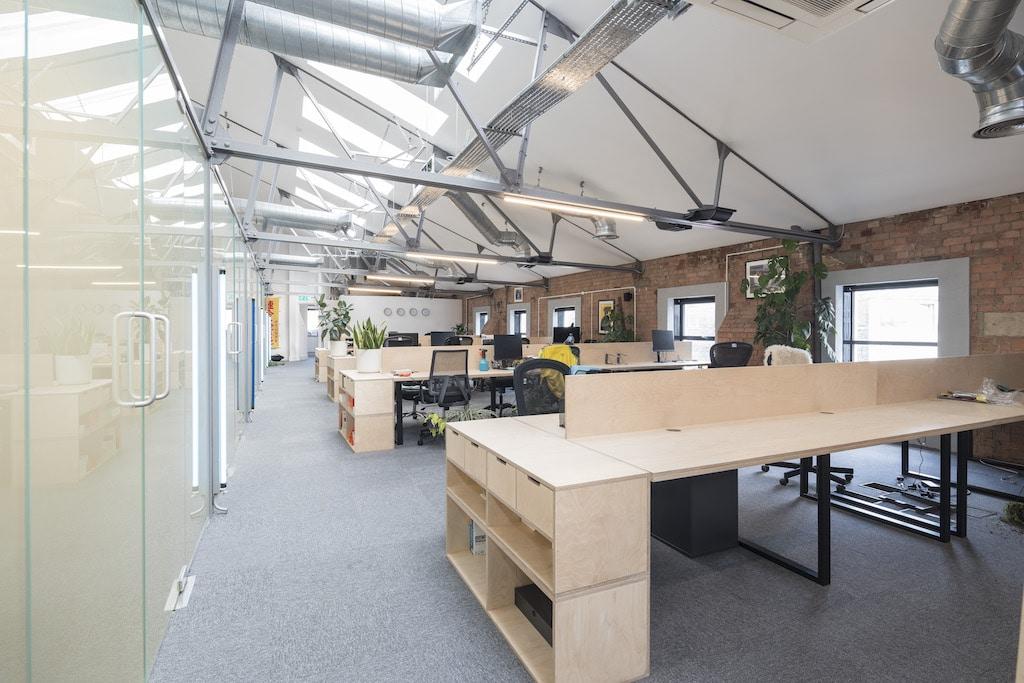 Purpose - Office Space - King's Cross - London