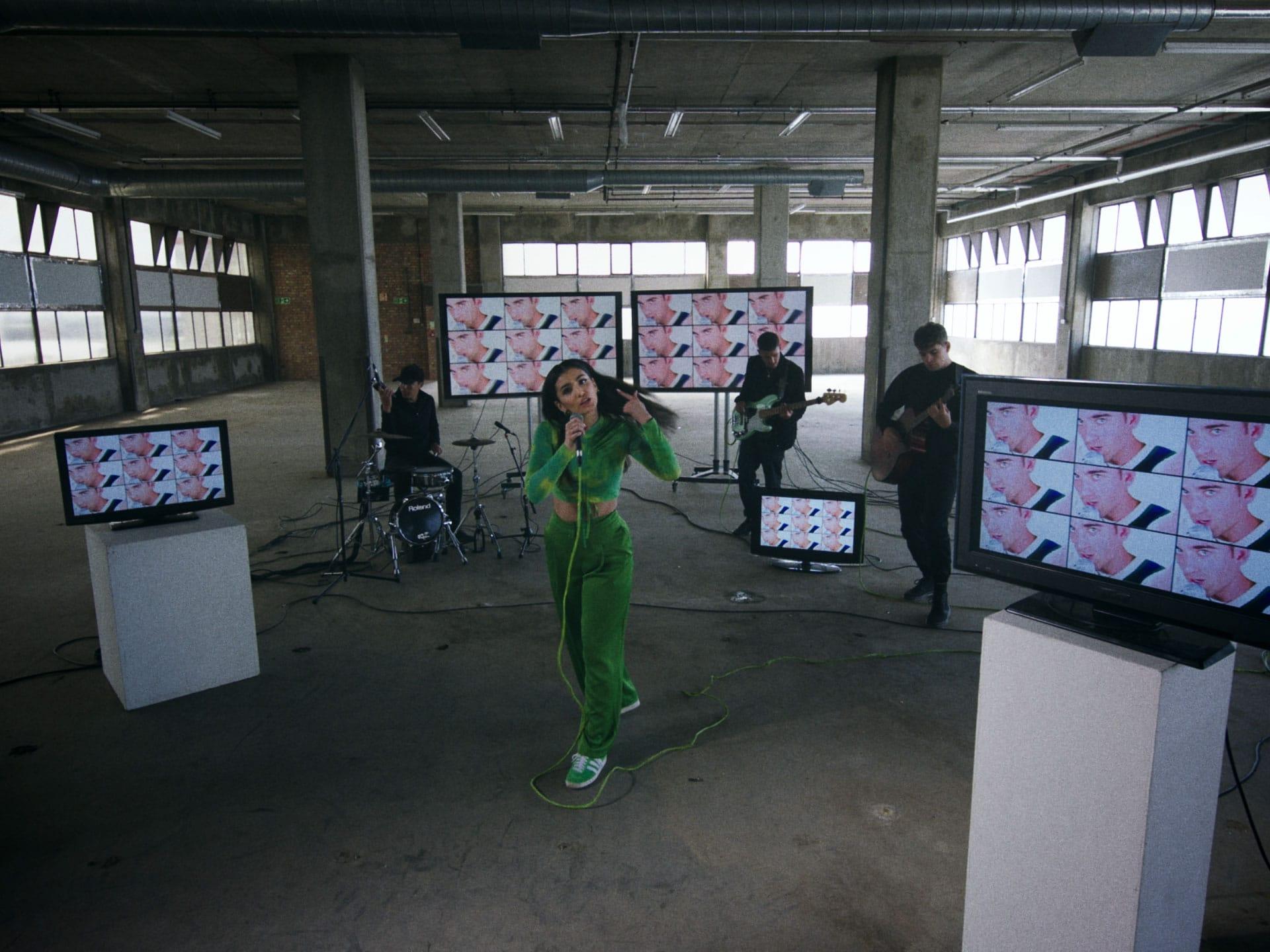 Purpose - Music Video Shoot - London