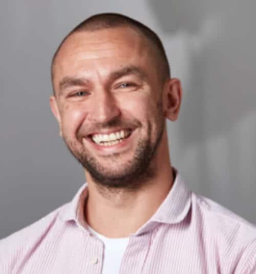 Purpose - Team Member - Mark Hunter